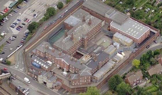 shrewsbury jail