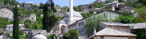 bosnian mosque