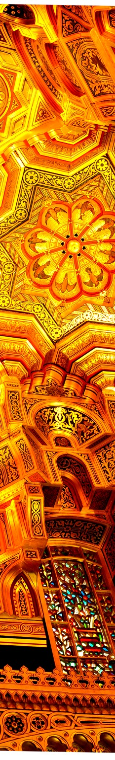 The_Arab_Room_Ceiling,_Cardiff_Castle